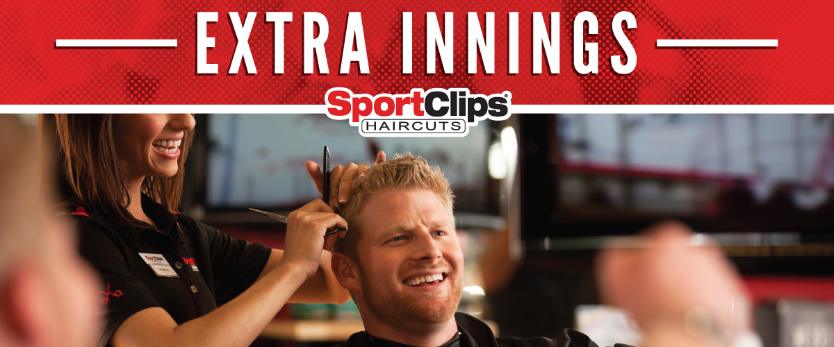 The Sport Clips Haircuts of Chicago - Old Town  Extra Innings Offerings