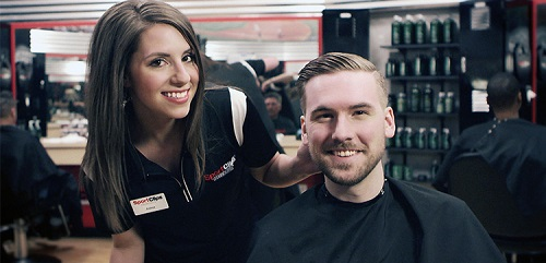 Sport Clips Haircuts of Chicago - Old Town ​ stylist hair cut